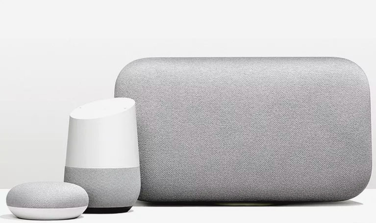 voice interface google home
