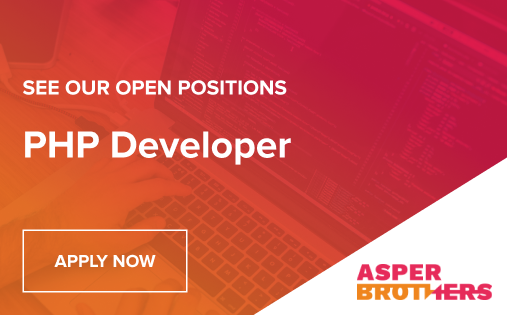 job sidebar php developer