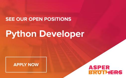 Python job offers