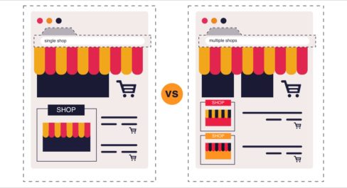 Ecommerce vs marketplace – Own website or selling platform? What sells better?