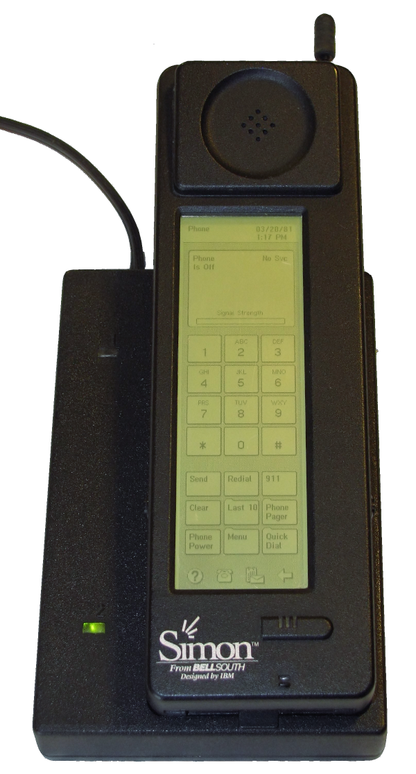 IBM Simon_Personal_Communicator