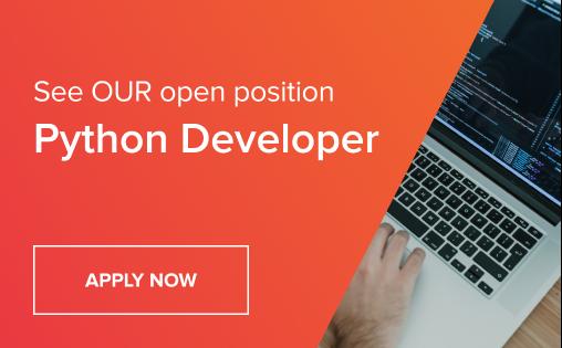 Python Job Banner